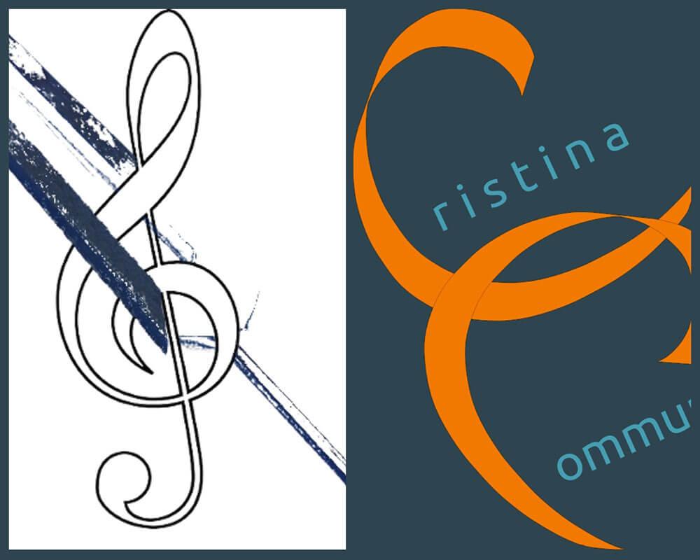 création logos - cristina communication